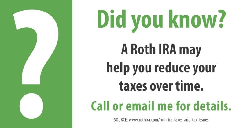Roth IRA post 3-13-18